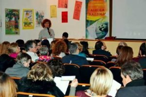 Group work in Calceranica (Italy)